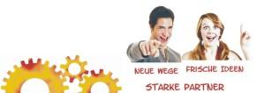 Neue Wege - Frische Ideen - Starke Partner